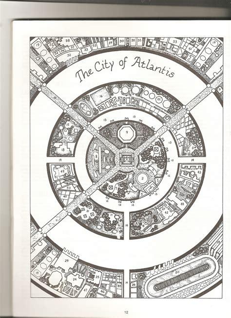 Atlantean Swords Second City Of Atlantis