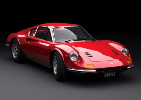 Sovibrant Opinion8 Design Classic No 246 Ferrari Dino