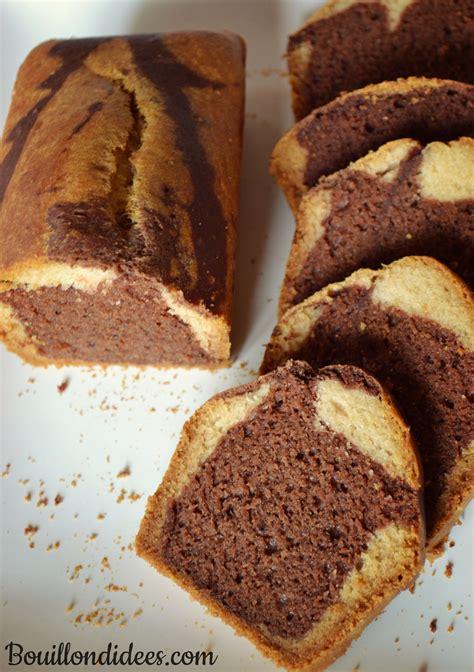 recette cuisine sans gluten gâteau marbré sans glo sans gluten lait ni oeuf