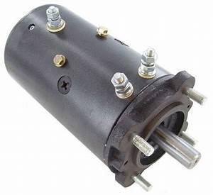 New Ramsey Winch Motor 12v Bi Directional Mbj4407