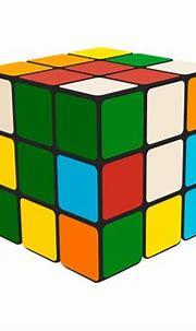 Rubik's Cube Free Vector - SuperAwesomeVectors