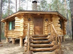 Kleines Holzhaus Kaufen : blockhaus unser holz baustoff aus einheimischerfichte f r unsere blockhaus saunen ~ Indierocktalk.com Haus und Dekorationen