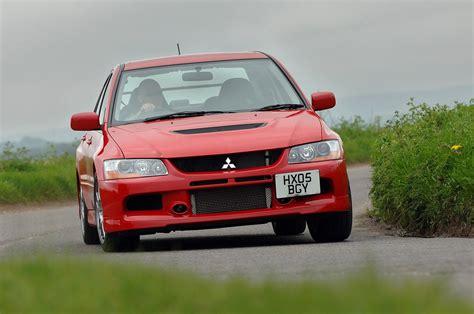 Mitsubishi Evo Cost mitsubishi lancer evo evo ix 2005 2008 running costs