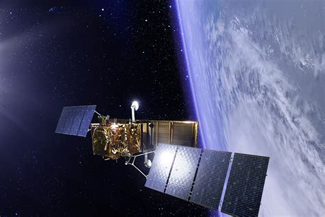 Space News Thales Alenia Gets Going On Second Generation Cosmo Skymed