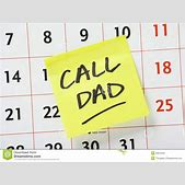 Call Dad Remind...