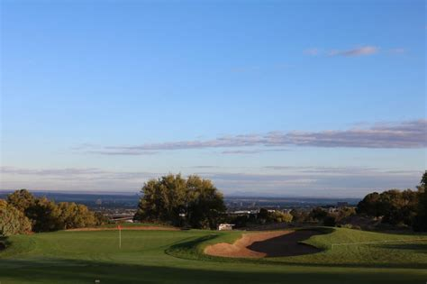 The Championship Golf Course At The University Of New