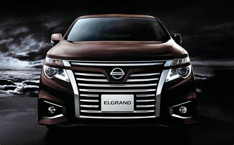nissan elgrand facelift mpv   malaysia rmk