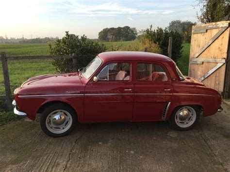 Renault Dauphine For Sale by For Sale Renault Dauphine 1957 Superb Classic Cars Hq