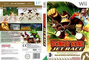 Wii U Dvd Abspielen : car tula de donkey kong jate race para wii caratulas com ~ Lizthompson.info Haus und Dekorationen