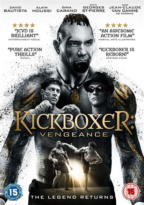 Kickboxer: Vengeance - Fetch Publicity