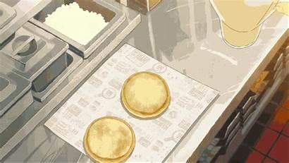 Anime Mcdonalds Mcdonald Gifs Aesthetic Ad Cartoon