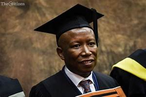 That time Julius Malema gave an acting judge a lesson on ...