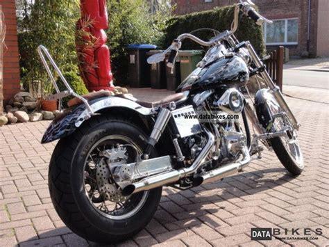 1976 Harley Davidson Custom Shovelhead Fx Conversion