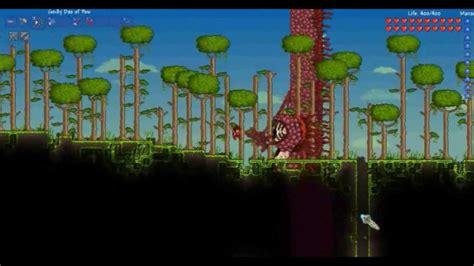 terraria wof glitch   underworld p youtube