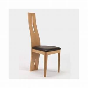 Chaise En Bois Massif : chaise bois massif coin ~ Teatrodelosmanantiales.com Idées de Décoration