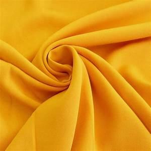 Stoffe Lörrach Meterware : bekleidungsstoff meterware radiance dunkel gelb stoffe stoffe uni polyester ~ Markanthonyermac.com Haus und Dekorationen