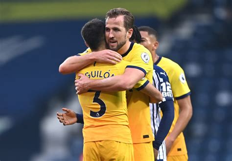 Tottenham Hotspur Player Ratings Vs West Brom - The 4th ...