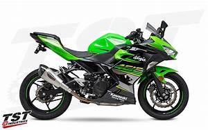 Kawasaki Ninja 400 : yoshimura alpha t slip on exhaust kawasaki ninja 400 ~ Maxctalentgroup.com Avis de Voitures