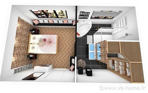 dressing de chambre plan chambre salle de bain dressing fashion designs