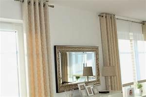 Gestaltung Von Fenstern Mit Gardinen : gardine wohnzimmer modern haus ideen ~ Sanjose-hotels-ca.com Haus und Dekorationen