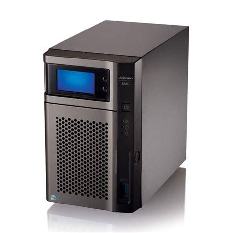 bureau boitier pc lenovo emc px2 300d 2 to serveur nas lenovo sur ldlc
