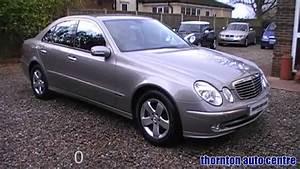 Mercedes E 270 Cdi : 2002 mercedes e270 cdi 2 7 avantgarde diesel auto youtube ~ Melissatoandfro.com Idées de Décoration