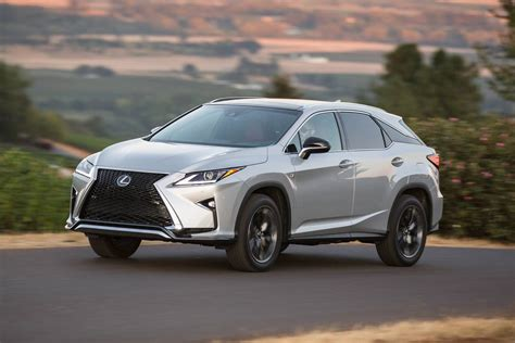 2017 Lexus Rx 350 Suv Pricing & Features