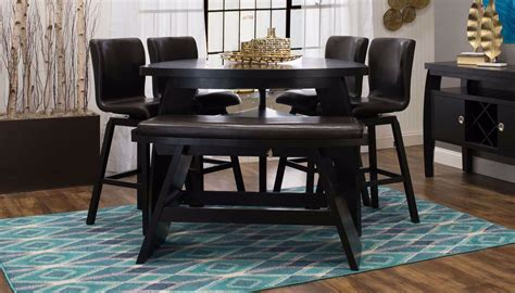triangle dining collection home zone furniture dining room home zone furniture furniture