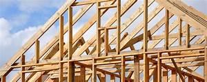 bois pour maison ossature bois mur chauffant maison With habiller un mur exterieur en bois 3 cloisons en ossature bois maisons ossature bois en kit tiro