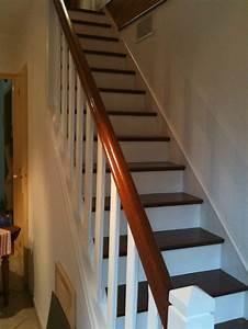 escalier peindre recherche google escalier deco With repeindre un escalier en blanc 3 conseil pour couleur escalier et portes
