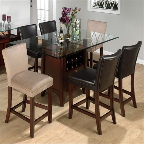Glass High Top Dining Table  Dining Tables Ideas. 12 Inch Side Table. Round Bistro Table. Twin Daybed With Drawers. Corner Kitchen Tables. Round Accent Table With Drawer. Lift Top Coffee Tables With Storage. Arts And Crafts Desk. Double Pendulum Desk Toy