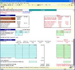 Escrow Analysis Spreadsheet by Personal Flow Worksheet Worksheet Workbook Site