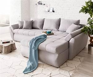 Otto Versand Möbel Couch : delife eckcouch loana grau 275x185 cm ottomane variabel ~ Indierocktalk.com Haus und Dekorationen