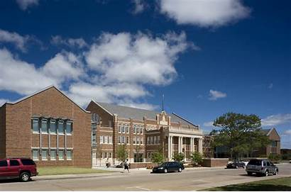 Architecture Donald Reynolds University Oklahoma State Osu