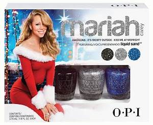 Chalkboard Nails News OPI Launches Four Mariah Carey
