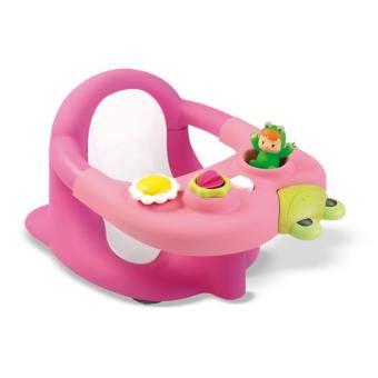 siege de bain cotoons siège de bain smoby cotoons jouet pour le bain