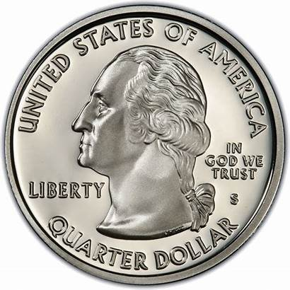 Cents Usa States United 2004 America Coin