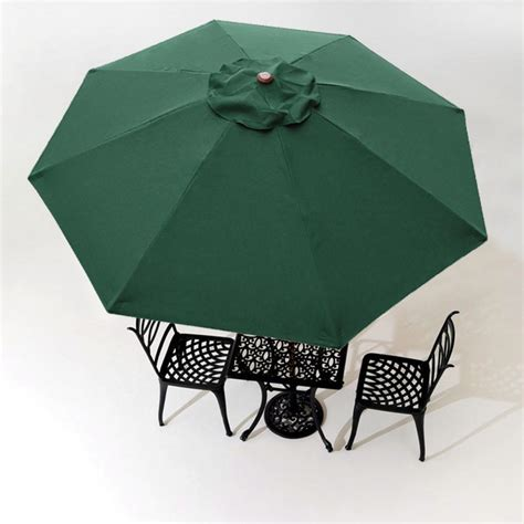 9ft Market Umbrella Replacement Canopy 8 Ribs by 13ft Umbrella Replacement Canopy Cover 8 Ribs Outdoor