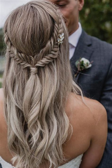 braided wedding hairstyles archives   day