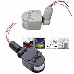 180 U00b0 12m Outdoor Security Pir Infrared Motion Sensor