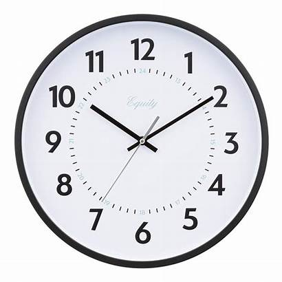 Wall Clock Analog Equity Commercial Clocks Crosse