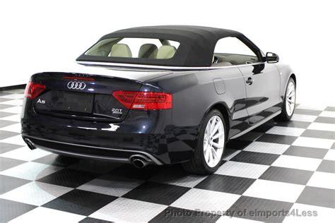 Used Audi by 2016 Used Audi A5 Certifed A5 2 0t Quattro Premium Plus