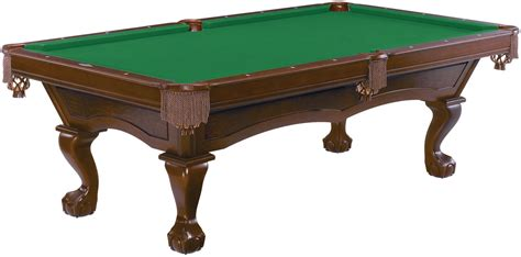 how big is a pool table brunswick danbury billiard table dan8 ch bc sd bg 8426