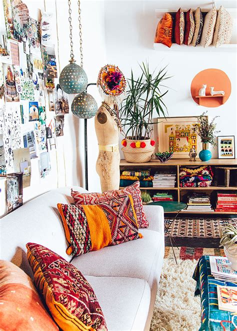 bohemian decor 26 bohemian living room ideas decoholic