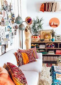 26, Bohemian, Living, Room, Ideas