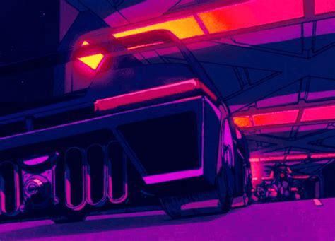 likes good loops   cyberpunk aesthetic