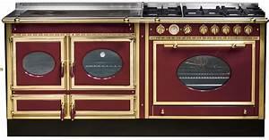 Plaque De Cuisson Gaz Et électrique : piano de cuisson bois gaz et lectrique 190cm avec 2 ~ Dailycaller-alerts.com Idées de Décoration