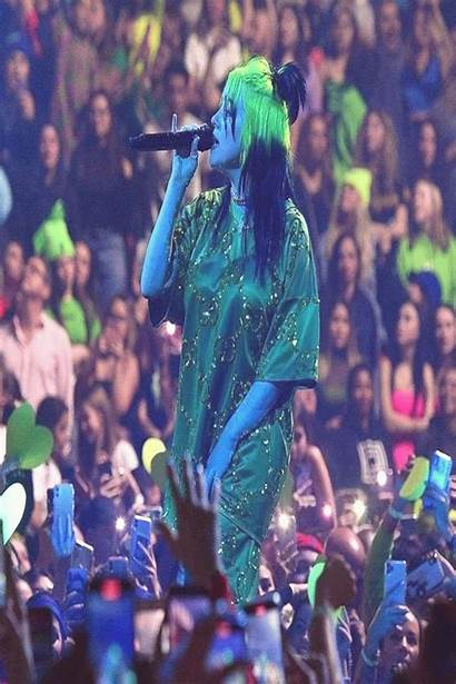 Eilish Billie Concert Billy Fan Miami Crowd