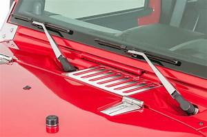 Kentrol 30591 Polished Stainless Steel Wiper Arms For 07