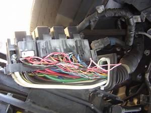 Mitsubishi Fuso Wiring Harness Fe145 2005